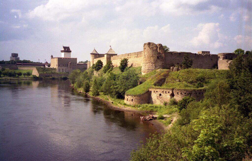 Ивангород экскурсия