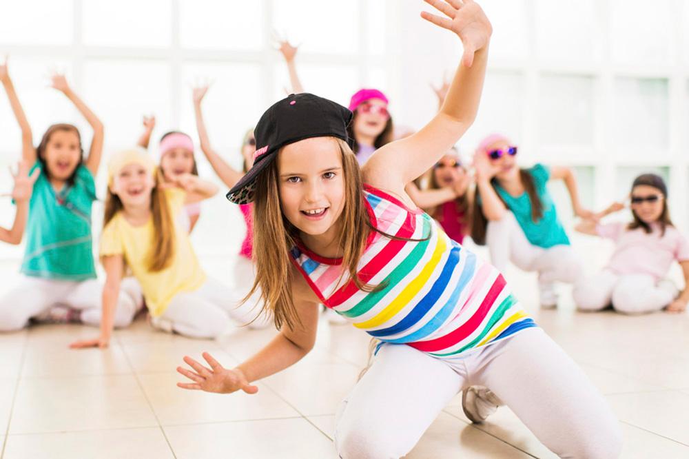 Танцы для детей в спб