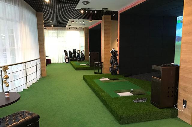 Уроки гольфа в спб