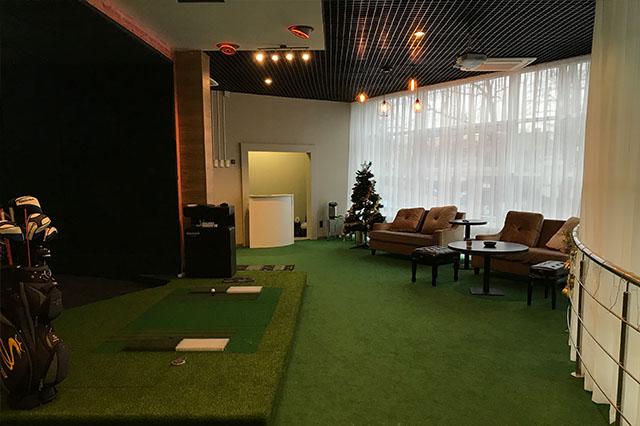 Сертификат на гольф в санкт-петербурге