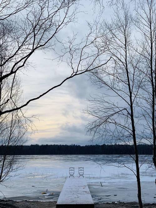 Shanti home Озеро