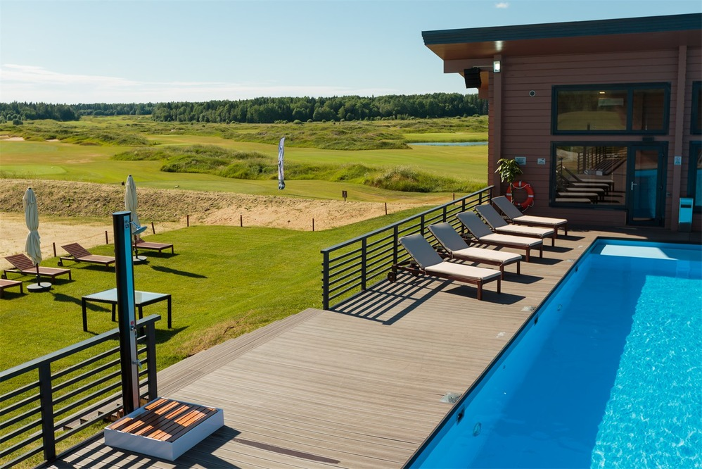Курорт «GORKI Golf & Resort»
