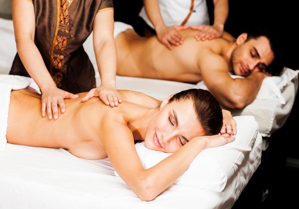 Тайский оил массаж для двоих