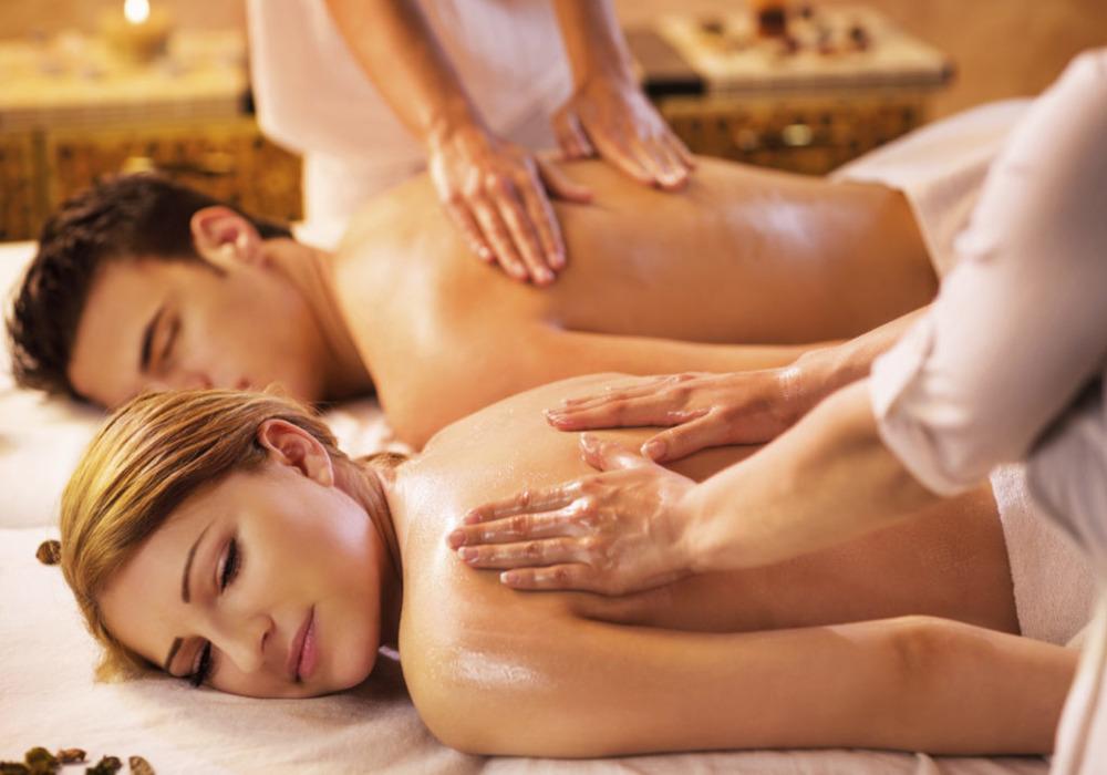 Традиционный балийский массаж для двоих