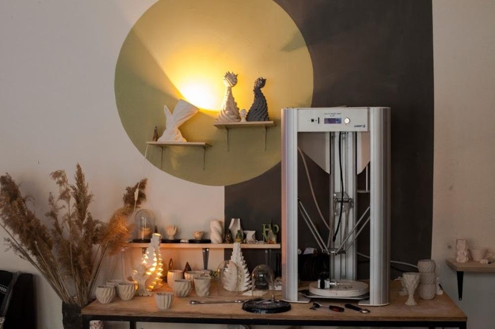 керамический принтер 2