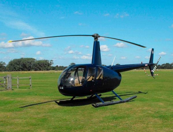 вертолет спб