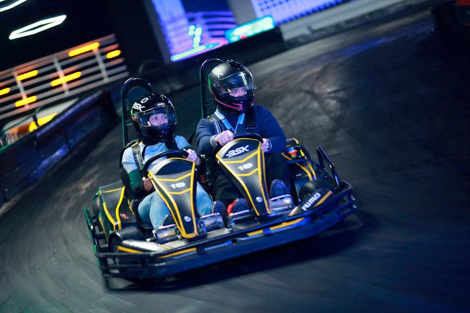 Black star karting spb