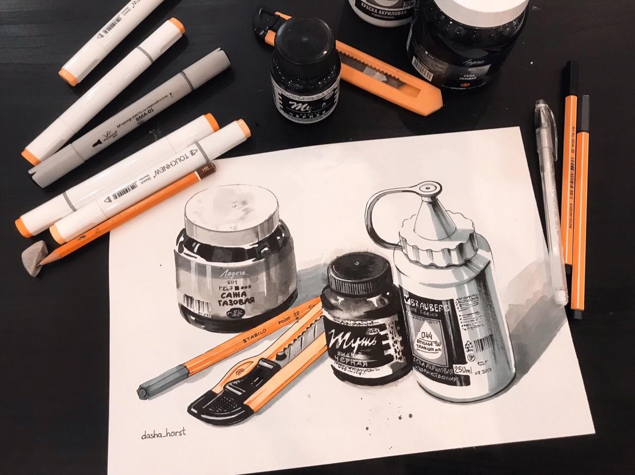 Мастерство художника
