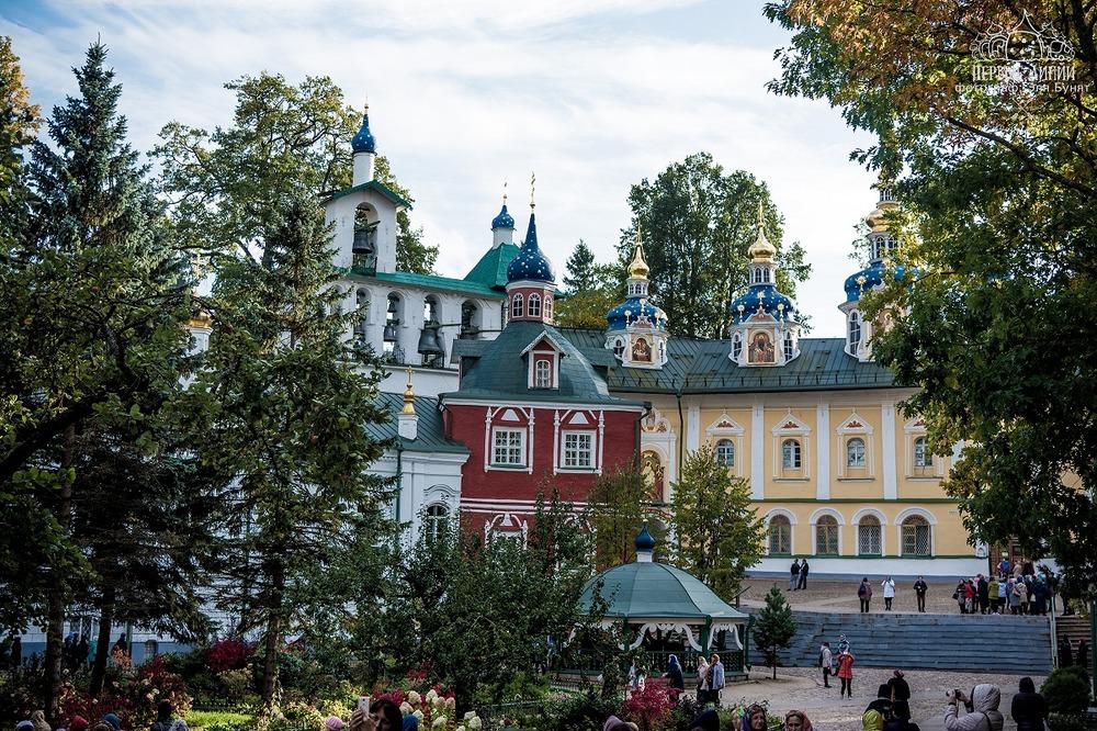 Экскурсия в Псков-Изборск-Печоры
