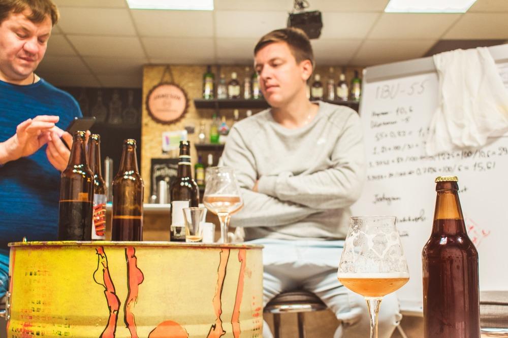Пивоварение Санкт-Петербург