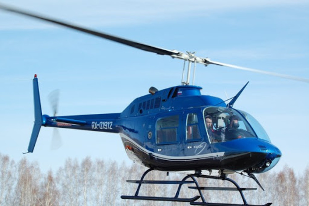 аренда вертолета спб