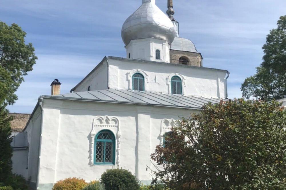 Посещение Порхова