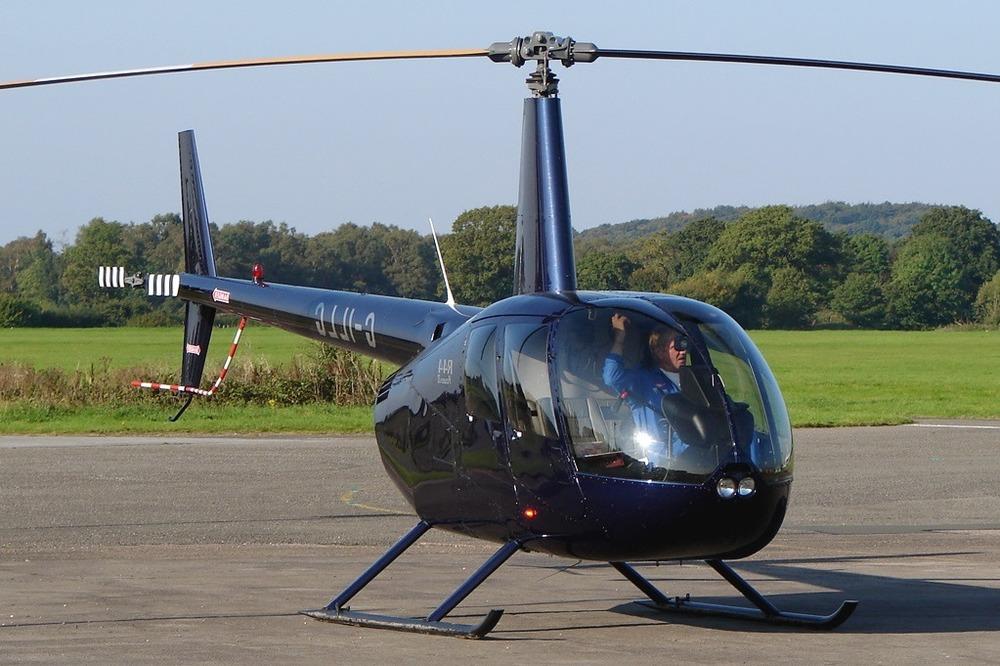 аренда вертолета в спб