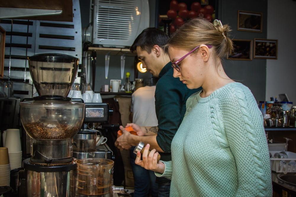 Мастер-класс кофе Санкт-Петербург