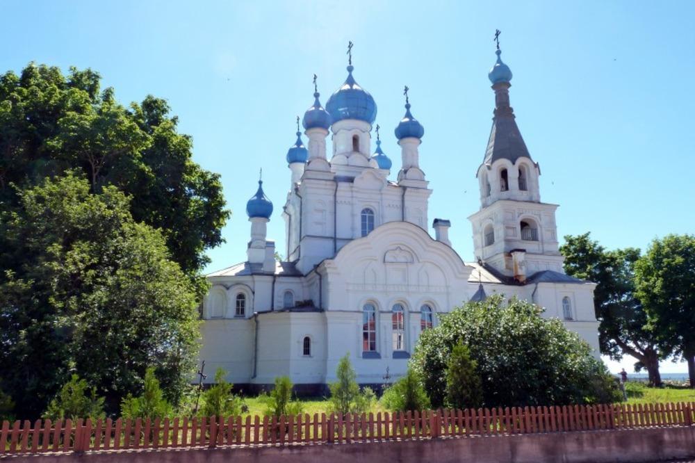 Псковская область экскурсия