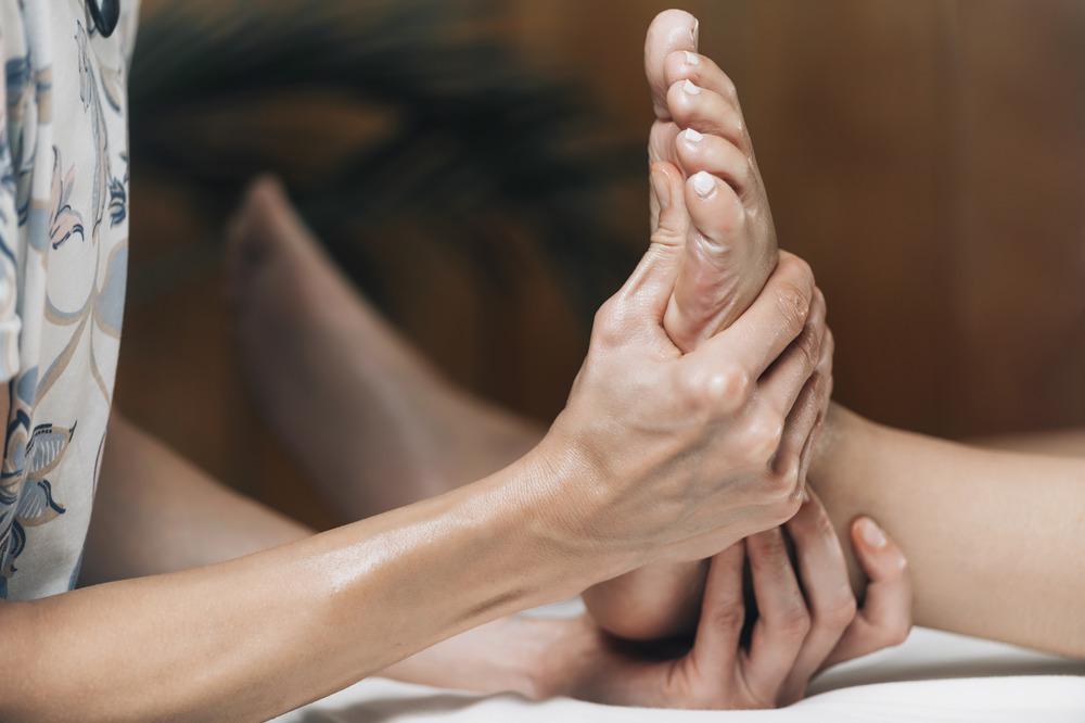Балийский фут-массаж
