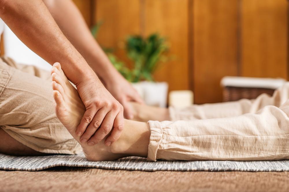 Тайский массаж и фут-массаж «Заряд бодрости»