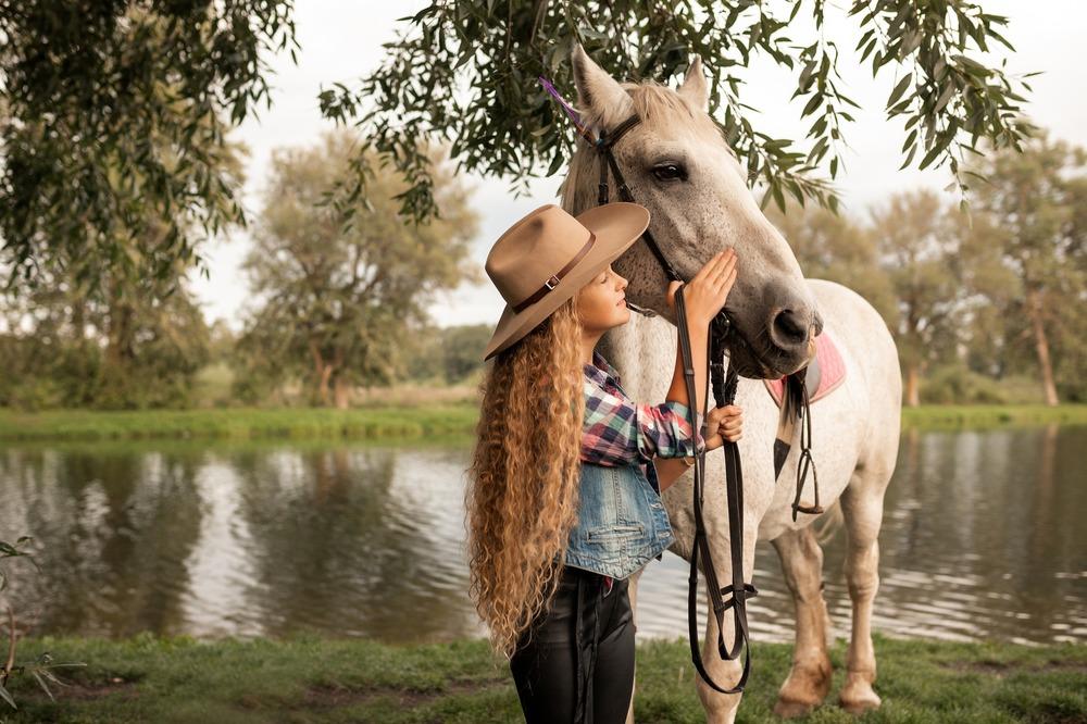 Красивые фото с лошадьми