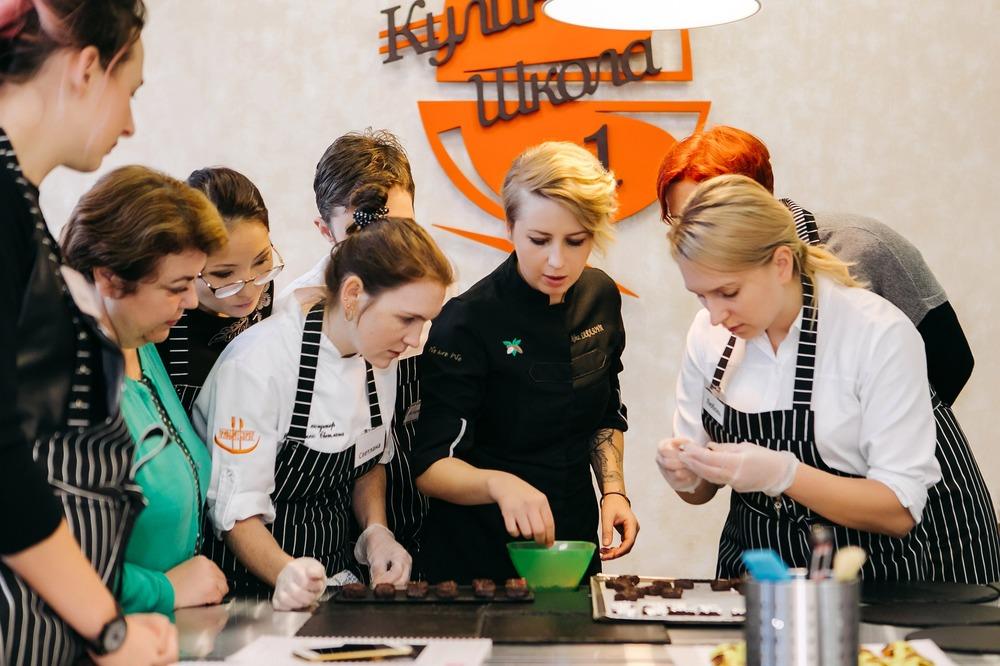 Кулинарный мастер-класс в СПб