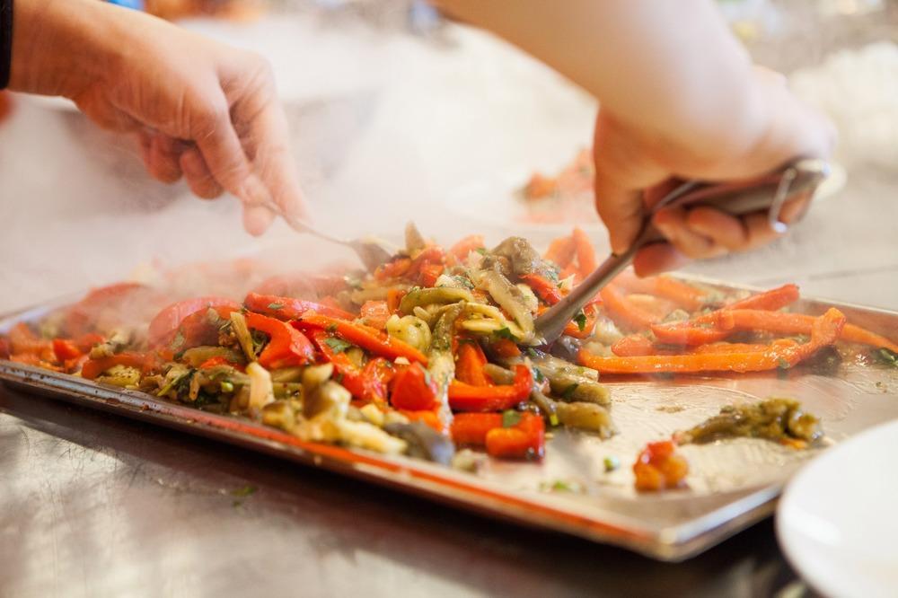 Мастер-класс по кулинарии в СПб