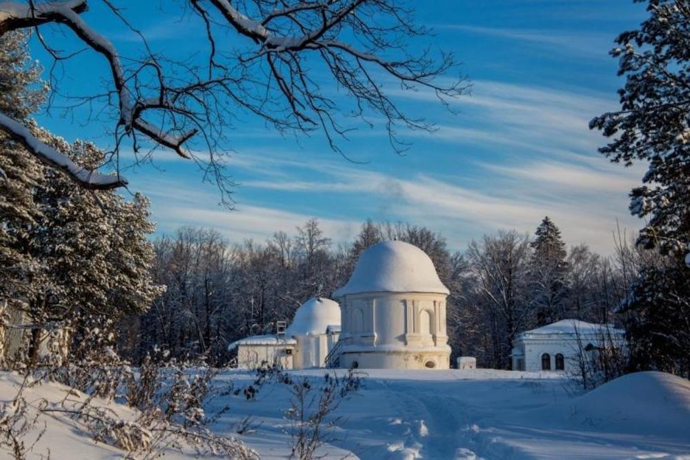 Экскурсия в Пулковскую обсерваторию в СПб