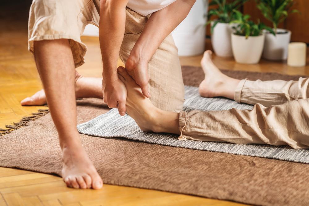 Традиционный тайский фут-массаж