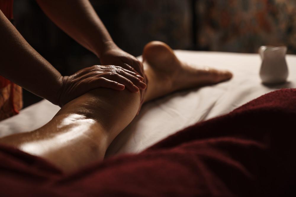 Тайский фут-массаж