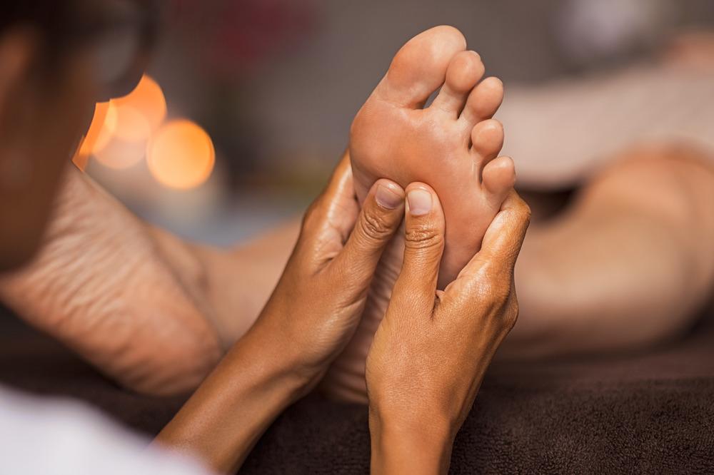 Традиционный тайский фут-массаж в СПб