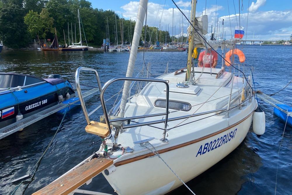 Обучение яхтингу в СПб