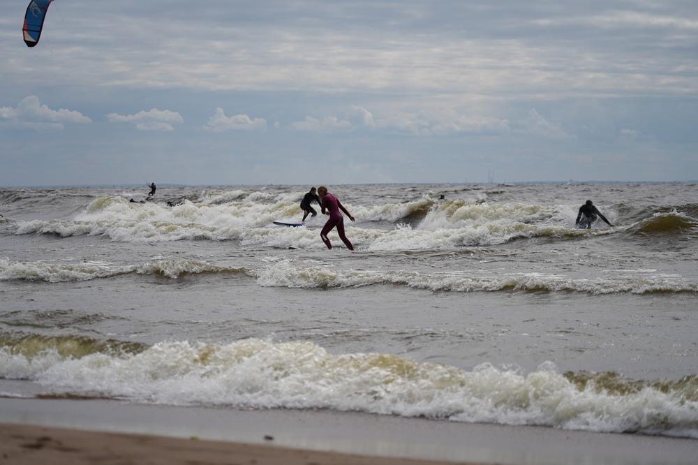 серфинг в спб
