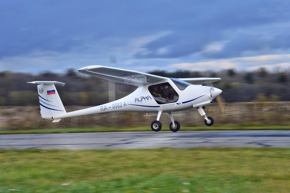 Полет на самолете сертификат