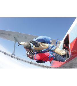 Прыжок с парашютом Санкт Петербург