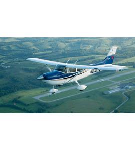 Полет на самолете Cessna в  Санкт-Петербурге