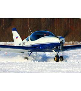 Полет на самолете в питере