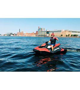 Катание на водном мотоцикле спб
