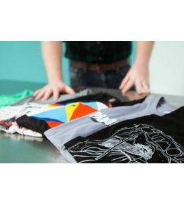 Мастер-класс по созданию принта на футболке