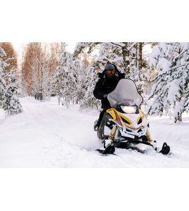 Аренда снегохода в Санкт-Петербурге