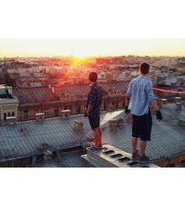 Прогулка по крышам