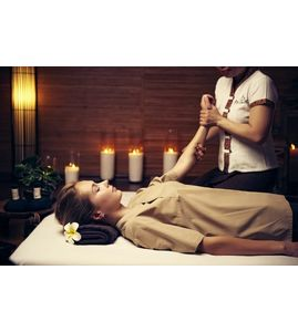 Тайский расслабляющий массаж
