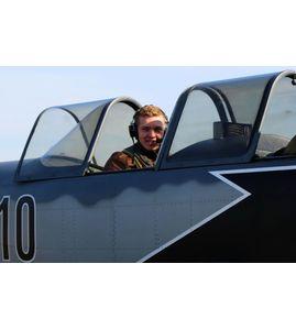 Спортивный самолет ЯК 52