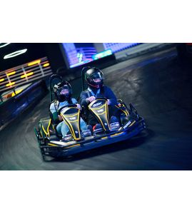 Black star karting spb