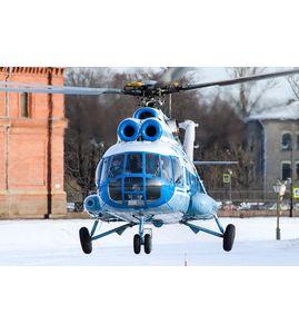 вертолет в спб
