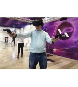 Посещение VR
