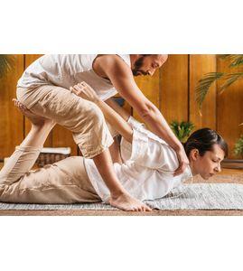 Традиционный тайский массаж и фут-массаж