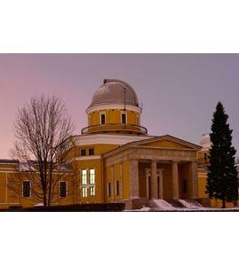 Экскурсия в Пулковскую обсерваторию